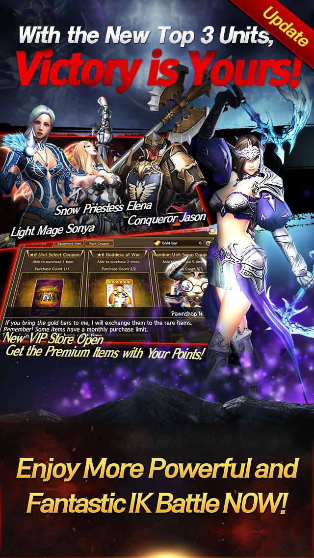 Iron Knights screenshot 1