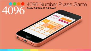 Play Number Game 4096 Plus screenshot 1