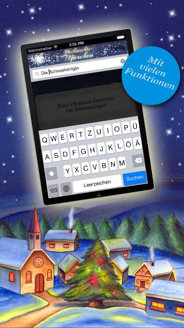 Weihnachtsmärchen für Kinder - Klassische Weihnachtsgeschichten zum Advent screenshot 5