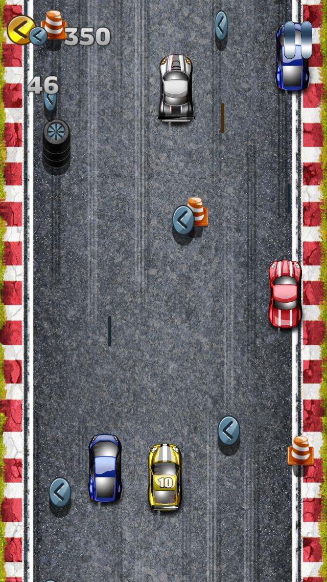 `Real Speed Car Smash Driving: The Furious Grand Nitro Racing Simulator screenshot 2