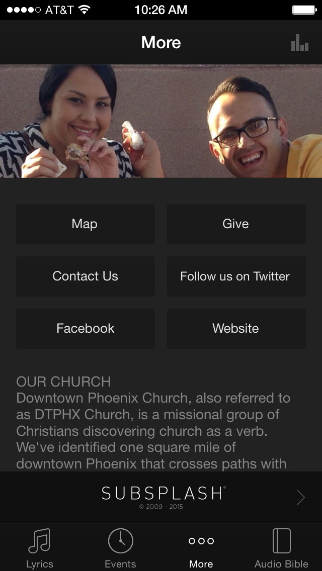 DTPHXCHURCH screenshot 3
