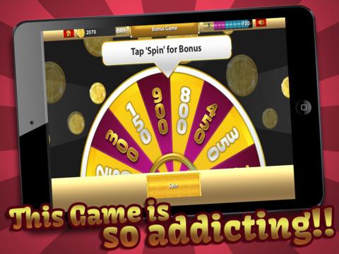 Winter-Fell Slots Throne Casino of Riches 777 - FREE Slot Machine Game screenshot 9