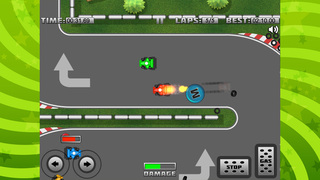 Super Retro Racing screenshot 3