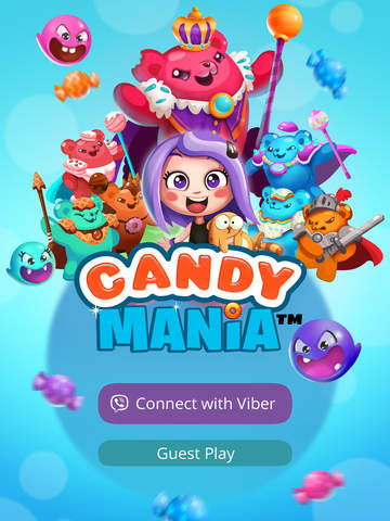 Viber Candy Mania screenshot 10