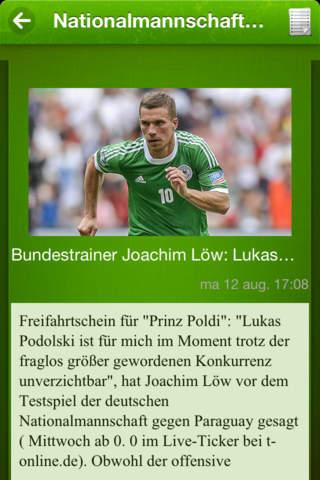 Fußball-News - náhled