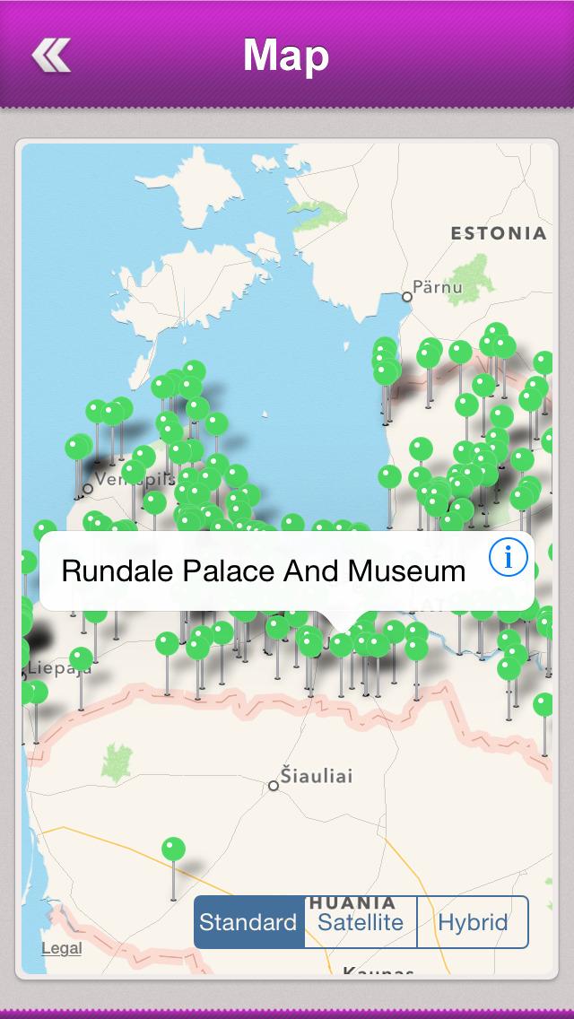 Latvia Tourism Guide screenshot 4