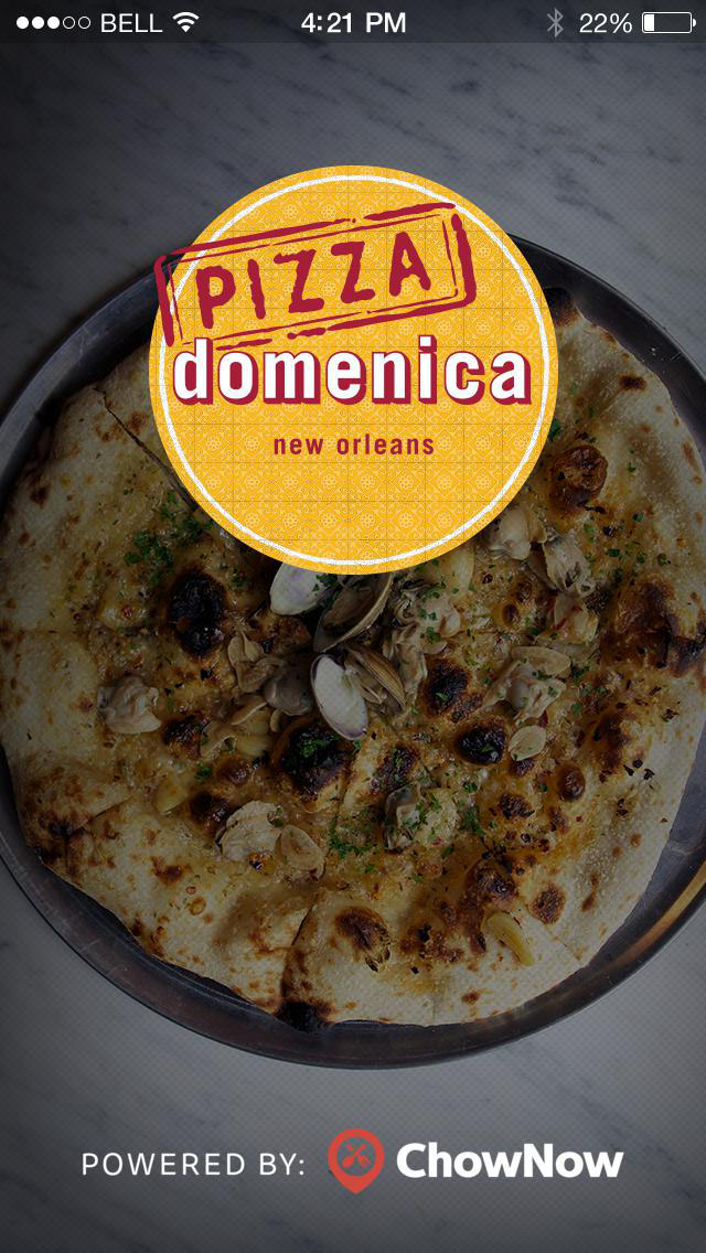 Pizza Domenica screenshot 1