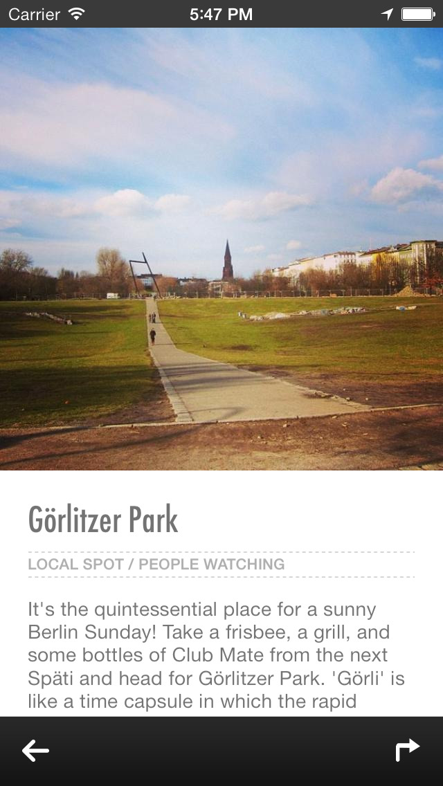 Berlin Urban Adventures - Travel Guide Treasure mApp screenshot 3