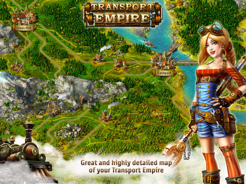 Transport Empire screenshot 6