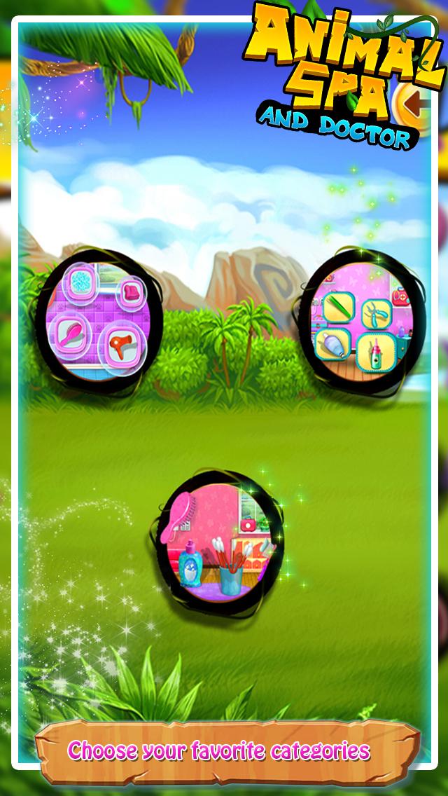 Animal Spa And Doctor screenshot 3