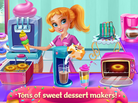 My Sweet Bakery - Delicious Donuts screenshot 10