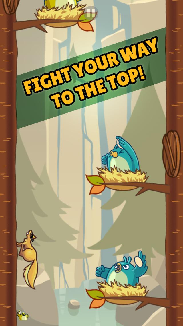 Nuts Ninja by Top Free Games screenshot 5