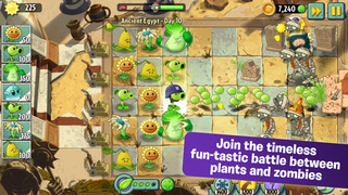 Plants vs. Zombies™ 2 screenshot #5