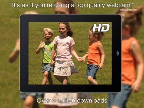 EpocCam Webcam for Mac and PC screenshot 7