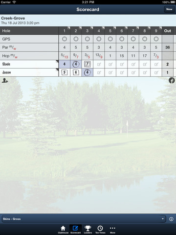 HeatherGlen Golf screenshot 9