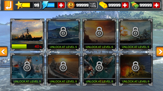 Sea Battleship Combat 3D screenshot 4