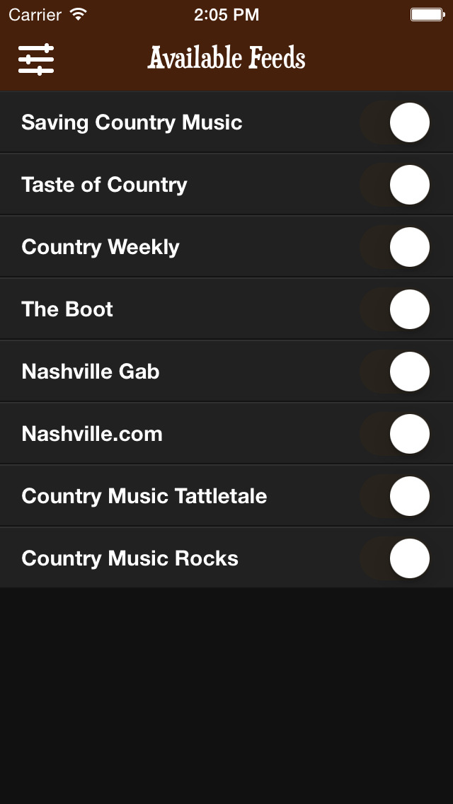 Heartland Headlines - Country Music News, New Music Releases, and Concert Tickets screenshot #4