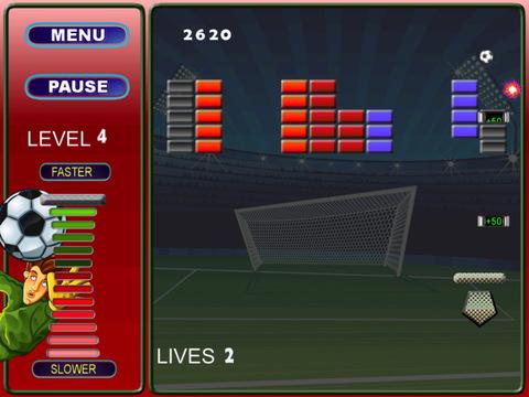 Revolution King Soccer PRO screenshot 9