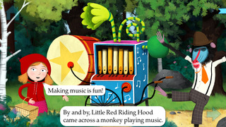 Little Red Riding Hood by Nosy Crow screenshot 3