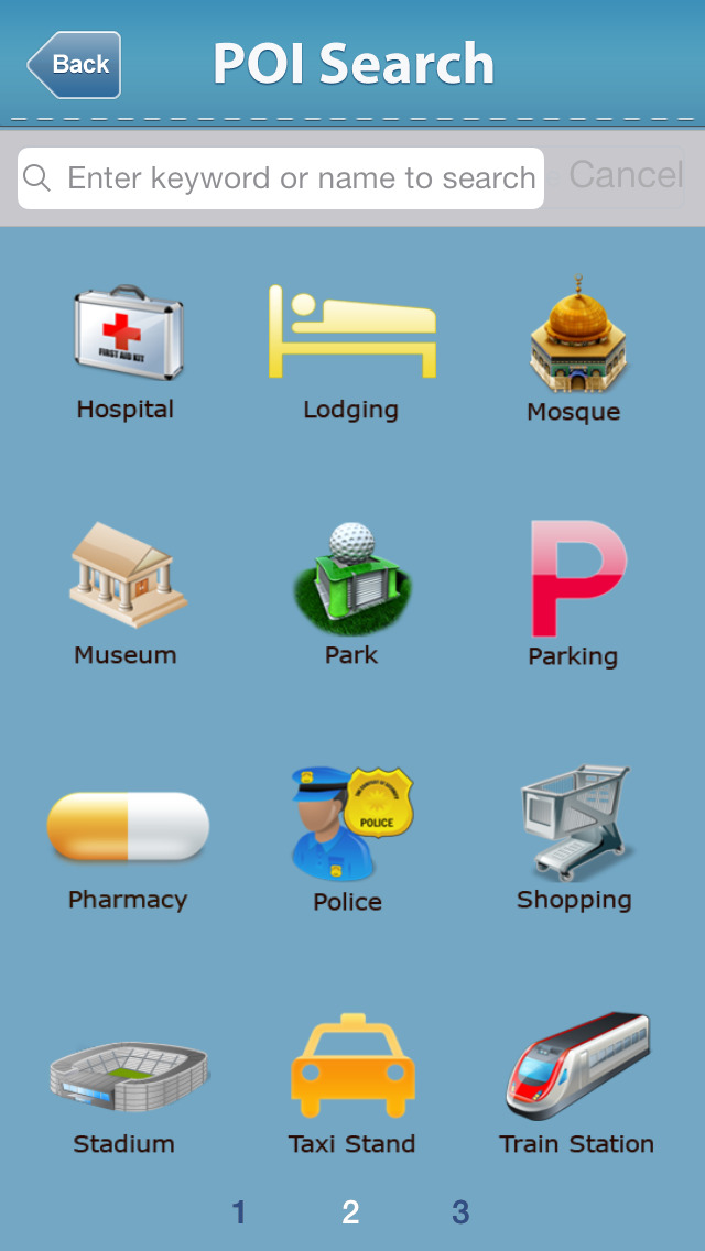 Caen Offline Travel Guide screenshot 5