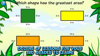 Third Grade Learning Games SE screenshot 5