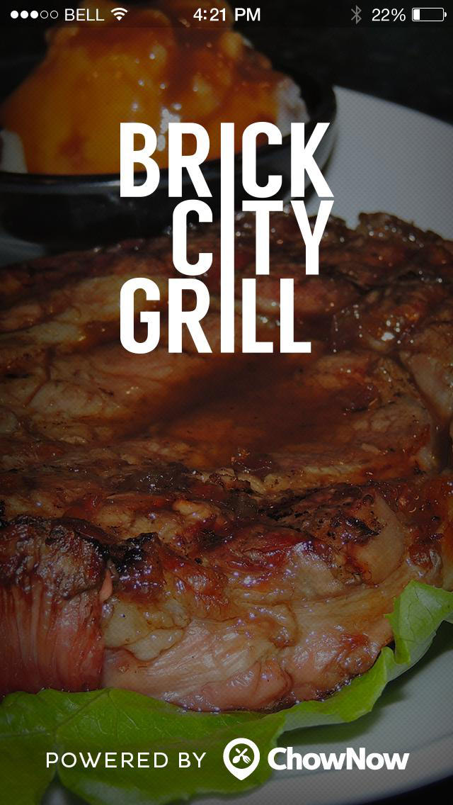 Brick City Grill screenshot 1