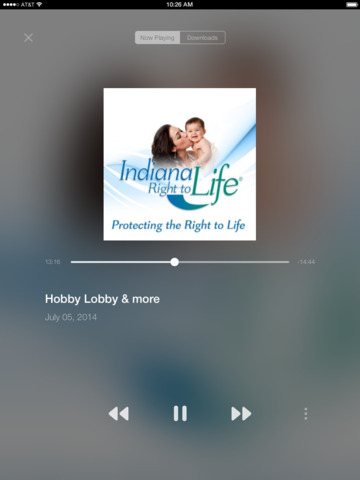 Indiana Right to Life screenshot 5