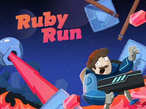 Ruby Run: Eye God's Revenge screenshot 6