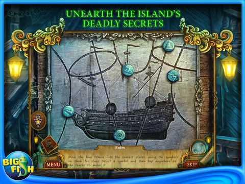 Mayan Prophecies: Ship of Spirits HD - Hidden Objects, Adventure & Mystery screenshot 3