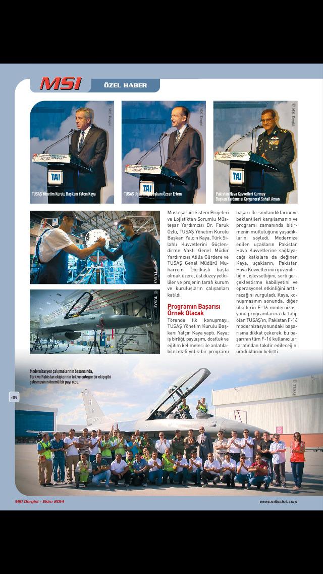 MSI Dergisi screenshot 5
