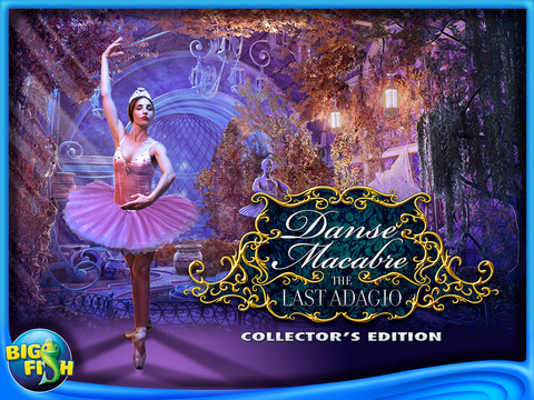 Danse Macabre: The Last Adagio HD - A Hidden Object Game with Hidden Objects screenshot 5