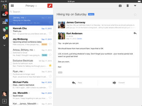 Gmail - Email by Google screenshot 6