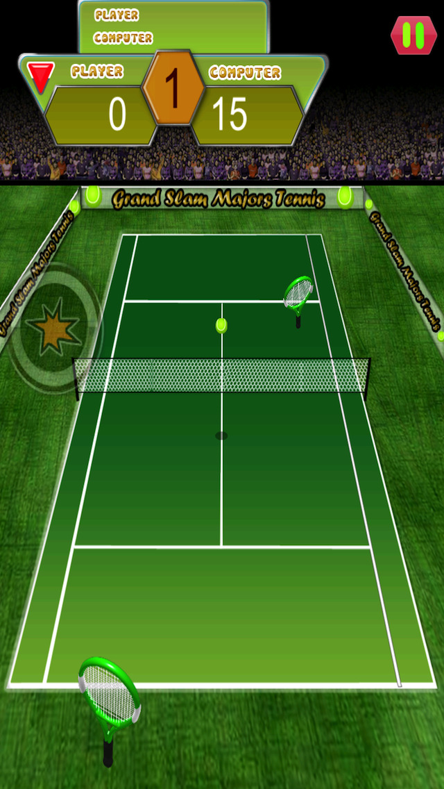 Free Tennis Game Grand Slam Majors Tennis Challenge Open screenshot 2