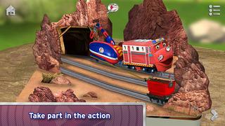 Chug Patrol: Ready to Rescue - Chuggington Book screenshot 4