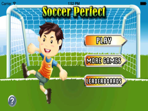 Soccer Perfect Pro : Win Dream League screenshot 5