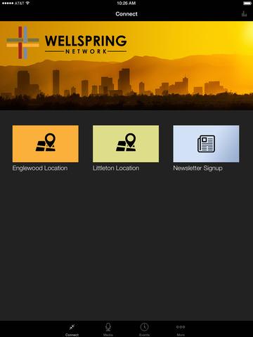 Wellspring Church App screenshot 4