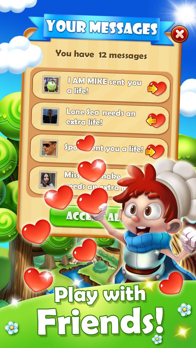 Yummy Heroes screenshot 3
