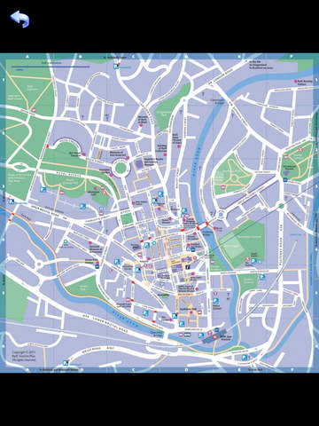 Bath Tour Guide: Best Offline Maps with Street View and Emergency Help Info screenshot 8