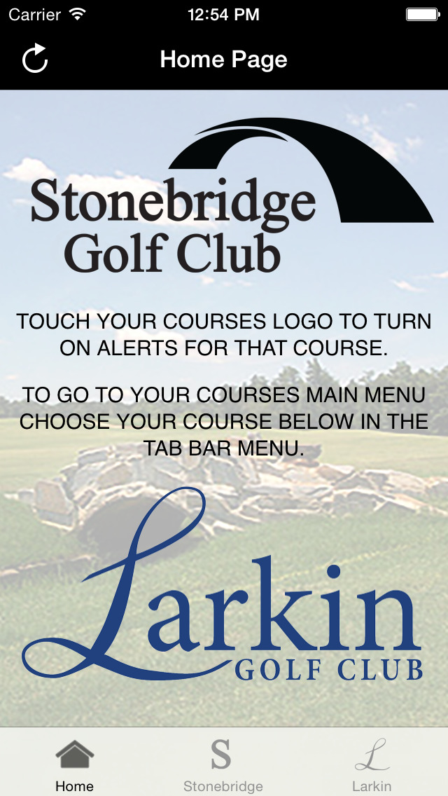 Stonebridge & Larkin GC screenshot 1