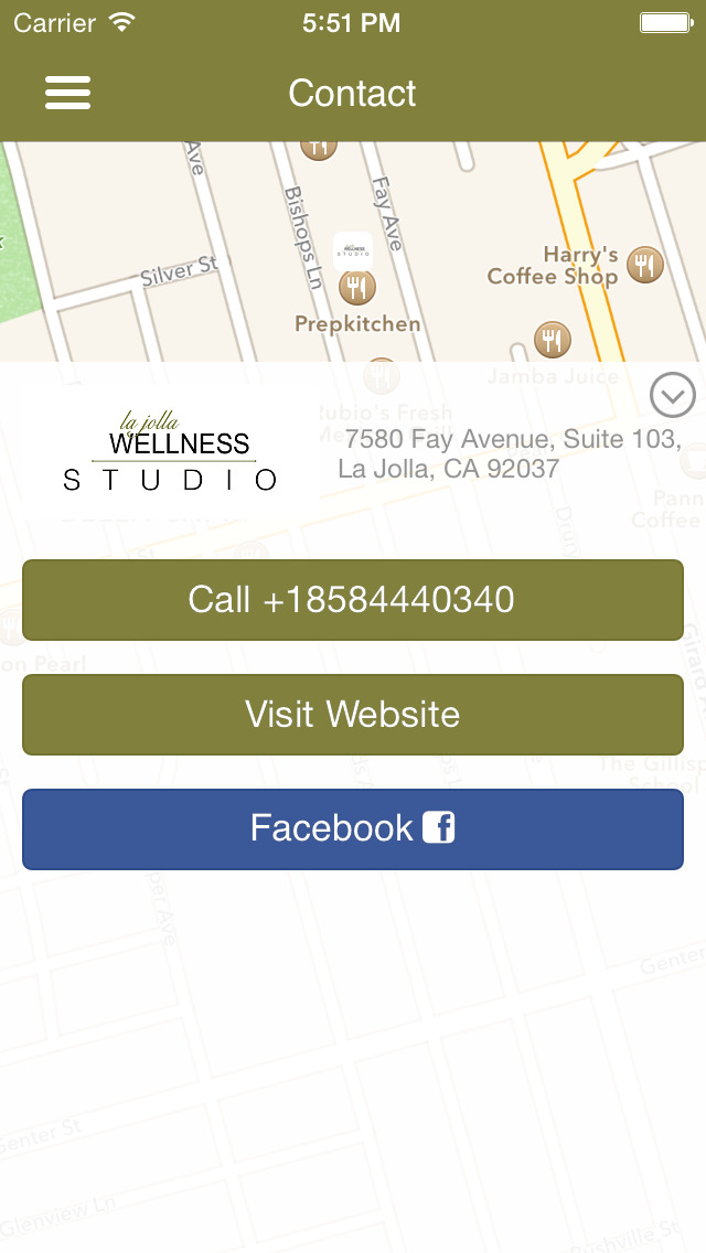 La Jolla Wellness Studio screenshot #5