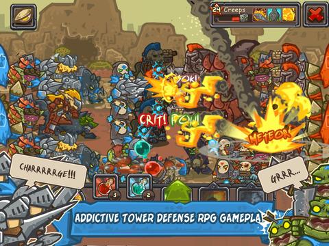 Armor Blade - Epic Adventure RPG screenshot 8