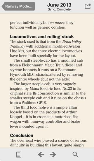 Railway Modeller screenshot 2