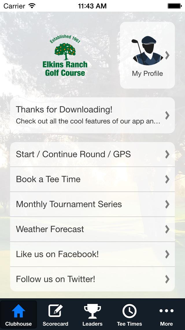 Elkins Ranch Golf Course screenshot 2