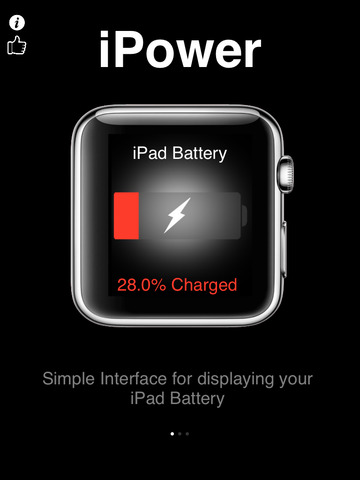 iPower - Glance Battery Usage For Watch screenshot 7