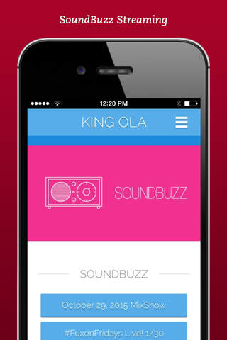 King Ola - náhled