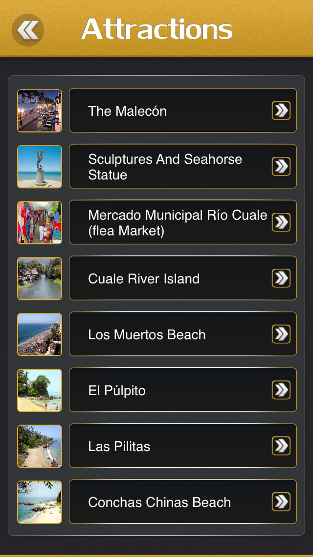 Puerto Vallarta Tourism Guide screenshot 3