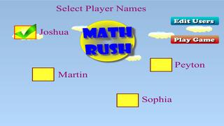 Math Rush Lite screenshot 4