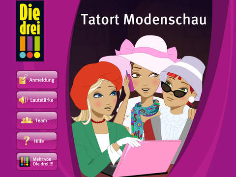 Die drei !!! – Tatort Modenschau screenshot 6