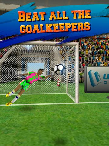 Soccer Runner: Unlimited football rush! screenshot 9