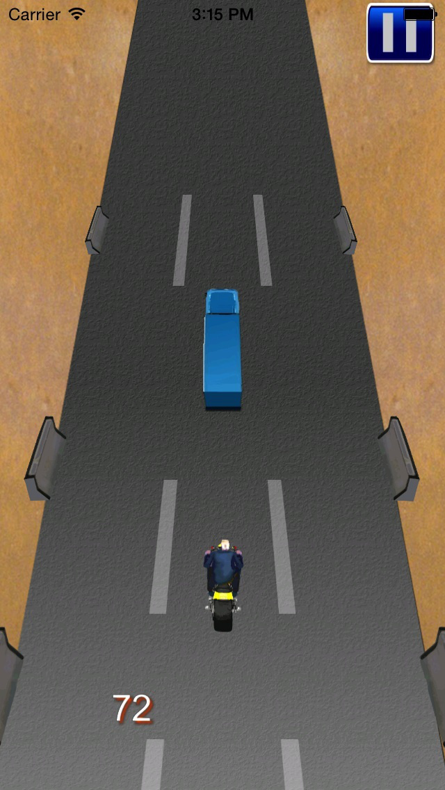 Motorcycle : Lightning Bike Rivals screenshot 2